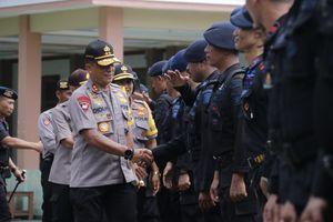 """Soal Pengerahan Brimob ke Jakarta, Wiranto Bilang """"Enggak Usah Diributkan..."""""""