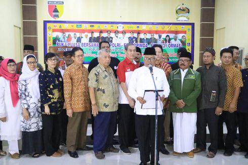 Di Aula Kodim, 32 Ormas di Jombang Deklarasi Tolak