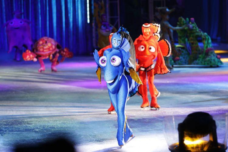Disney On Ice Menghidupkan Imajinasi Lewat Atraksi Indah