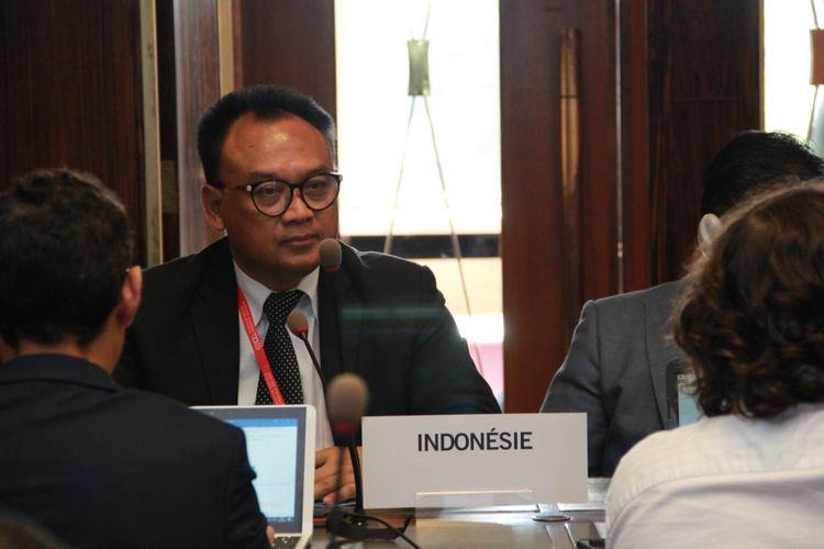 Indonesia Dukung Sierra Leone dan Somalia Dapatkan Hak Suara Lagi di ILO