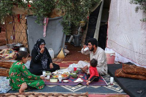 Perang Sipil Bikin Warga Suriah Berhemat Saat Ramadhan