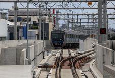 Ketua DPRD: Tarif MRT Jakarta Antara Rp 10.000-16.000