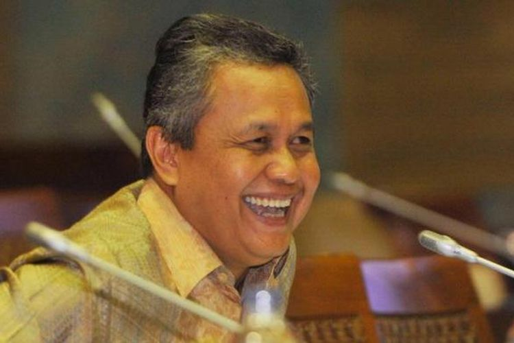 Perry Warjiyo, Deputi Gubernur Bank Indonesia.