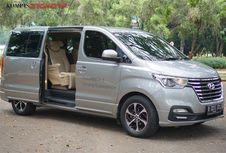 Impresi Kenyamanan Baru Hyundai H-1 Royale CRDi
