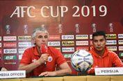 Persija Jakarta Vs Ceres, Macan Kemayoran Hadapi Tim Kualitas Eropa