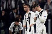 Ronaldo Tuntut Perombakan Besar di Skuad Juventus