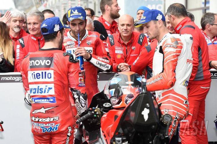 Ducati Turunkan Empat Motor Spek Pabrikan Musim Depan
