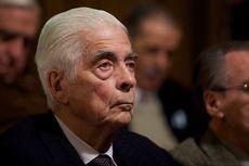 Jenderal Pelaku Genosida Argentina Meninggal di Usia 90 Tahun