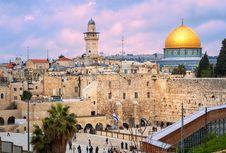 10 Fakta Singkat Yerusalem, Kota yang Diperebutkan sejak Zaman Dulu