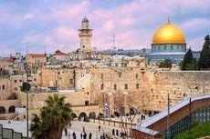Pemindahan Kedubes AS ke Yerusalem Tidak Bisa Tahun Ini