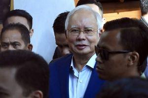 Uang yang Disita dari Kediaman Najib Razak Berjumlah Rp 427 Miliar