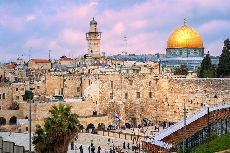 Kota Yerusalem.