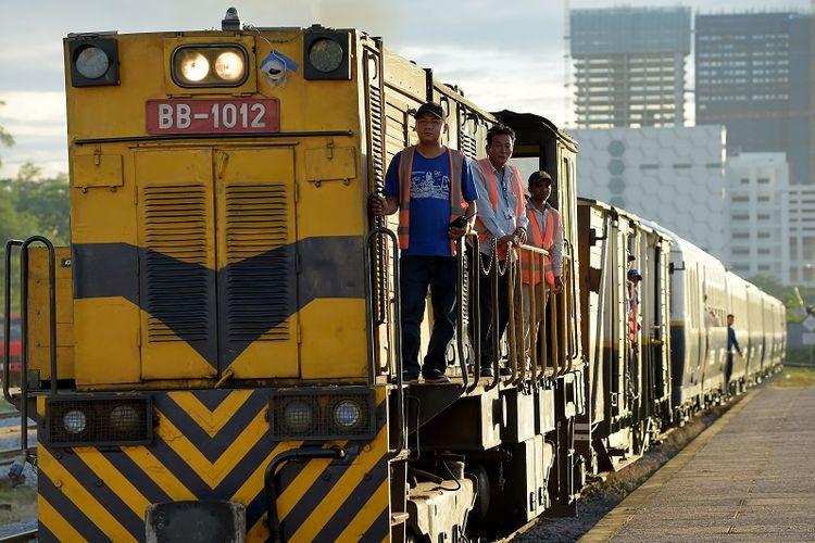 Setelah 45 Tahun, Kamboja Buka Jalur Kereta Api ke Thailand