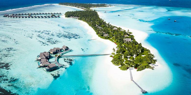 Laguna Niyama Private Islands, Maladewa.
