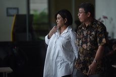 Ketua INSA Irit Bicara Usai Pemeriksaan Kasus Suap Dirjen Hubla di KPK