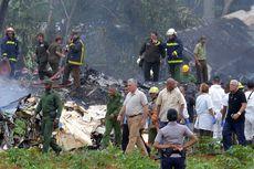 Kotak Hitam Pesawat Kuba yang Jatuh Diperiksa di AS