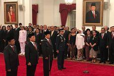 Perjalanan Moeldoko, dari Panglima TNI hingga Ditunjuk Presiden Jadi KSP