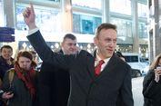Jelang Pemilu Presiden, Tokoh Oposisi Rusia Kembali Ditahan