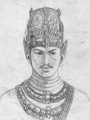 Ilustrasi Raden Wijaya