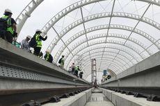 Stasiun LRT Dukuh Atas Belum Ditetapkan, Anies Bilang Akan Putuskan