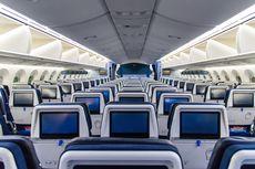Mengapa Duduk di Kursi Pesawat Tak Nyaman? Ini Tips Mengatasinya