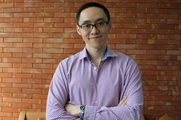 Benedicto Haryono, Co-founder dan CEO  KoinWorks