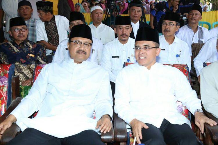 Gus Ipul dan Azwar Anas Unggul dalam Survei
