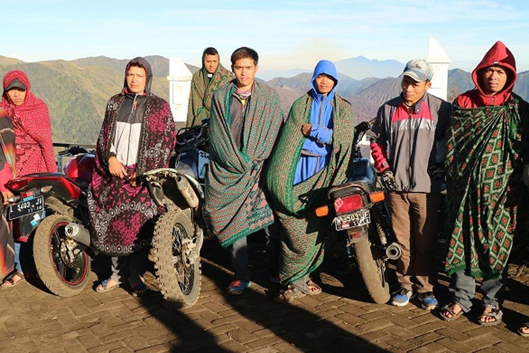 Travel - Pengojek Suku Tengger, Puncak B29, Lumajang, Jawa Timur
