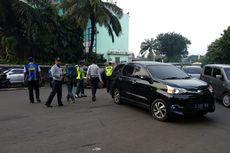 Polisi Belum Tilang Kendaraan di Uji Coba Ganjil Genap Jagorawi