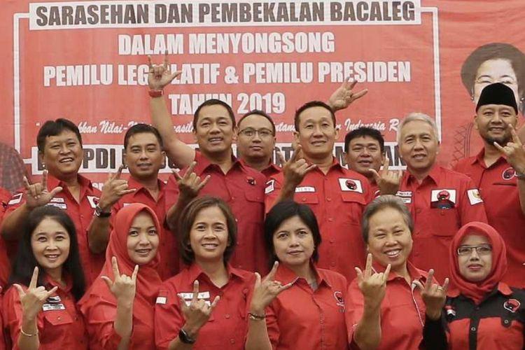 Penghitungan Sainte Lageu, PDIP Kota Semarang Optimistis Raih 19 Kursi
