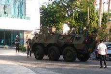 Presiden akan Kunjungi Korban Bom, RSUD Dr Soetomo Dijaga Panser