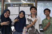 Lewat Tari Jaipong Kembang Tanjung, Tim Robotik PENS Optimis Juara
