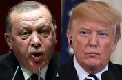Erdogan Sepakat Bikin 'Zona Aman' di Suriah Setelah Menelepon Trump