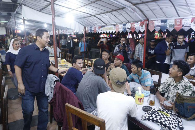 Mega Proyek Alun-alun Kota Semarang Dimulai