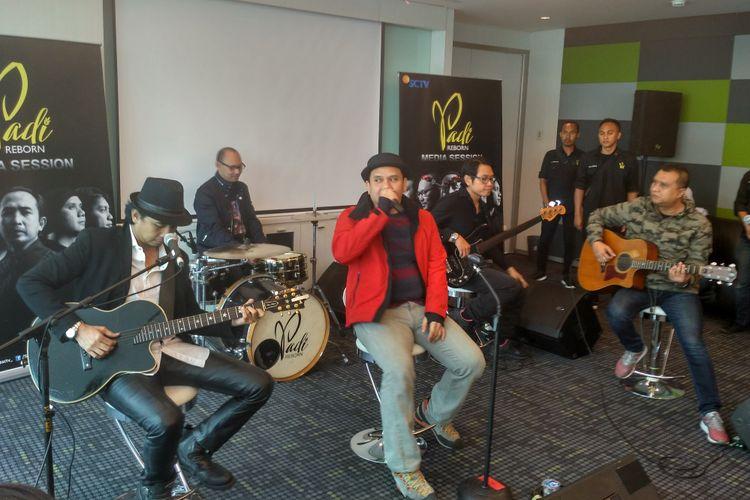 Grup band PADI REBORN