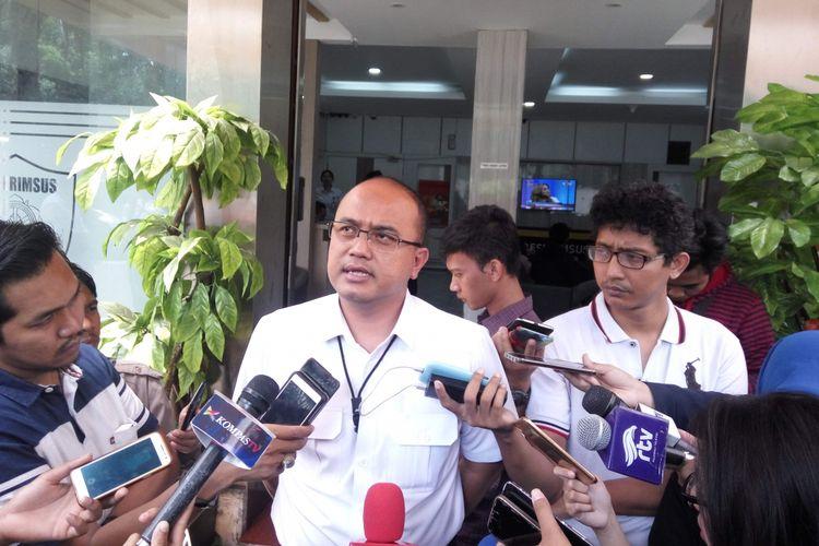 Direktur Kriminal Khusus Polda Metro Jaya Kombes Adi Deriyan.