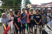 Laka Kabalil, Tradisi Anak SMA Kepulauan Sula Keliling Pulau Sejauh 90 Km Usai Ujian Nasional