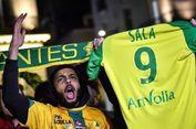 Hormati Emiliano Sala, Nantes Pensiunkan Kostum Nomor 9