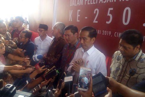 Jokowi Senang Ada Produk Indonesia yang