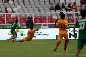 Kelelahan Sempat Bikin Sriwijaya FC Kewalahan Lawan PSMS