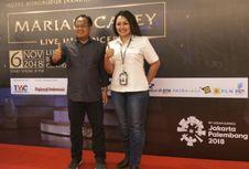 AS Keluarkan Travel Advice, Konser Mariah Carey Tetap Akan Berlangsung