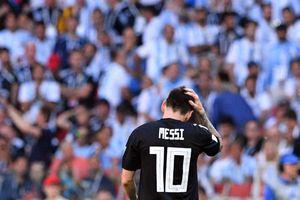 Argentina Puasa Gelar Juara, Lionel Messi Pantas Disalahkan