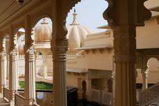 Eksotisme City Palace Udaipur di India, Tempat Liburan Raisa-Hamish