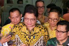 Golkar Surabaya Usulkan Airlangga Hartarto Cawapres Jokowi