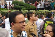 Anies Ajukan Proyek Infrastruktur ke Jokowi Senilai Rp 571 Triliun