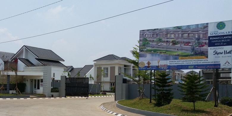 Alamindo mengembangkan dua proyek perumahan di Bekasi, yaitu Darmawangsa Residence (100 hektar), dan Panjibowono Residence (200 hektar), dan dipamerkan di Ipex 2018.