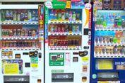 """Melihat Jepang, di Depan Rumah Pun Ada """"Vending Machine"""""""