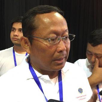 Direktur Jenderal Perhubungan Darat Kementerian Perhubungan Budi Setiyadi