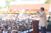 6 Fakta Kampanye Prabowo di Merauke, dari Pesan Orangtua hingga Beri Baju Safari