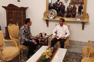 Pertemuan Jokowi dan AHY Ditunda Rabu Besok